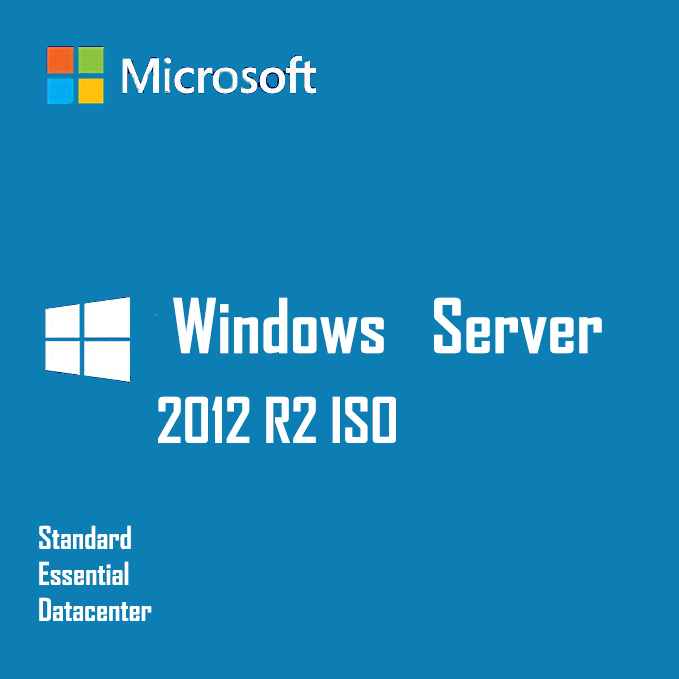 Microsoft Windows Server 2012 R2 ISO Download